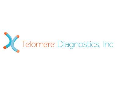 Telomere Diagnostics logo design